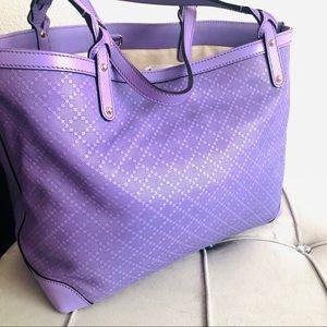 Gucci tote bag- lilac Diamante